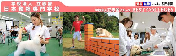 学校招生资讯--关於(日本动物专门学校)