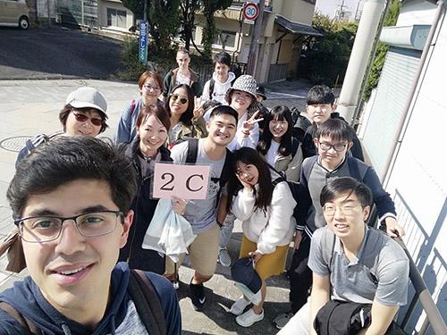 關西外語專門學校 日本語課程 黃柏鈞