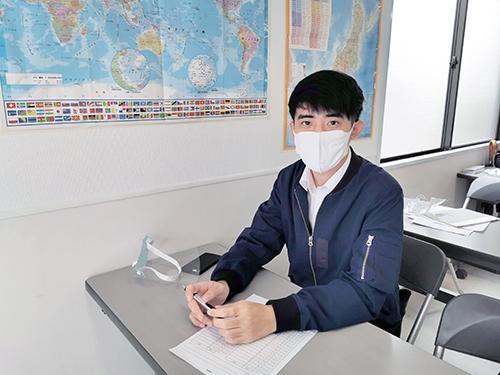 橫濱國際教育學院 邱光毅